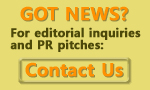 Contact us for editorial inquiries and PR pitches