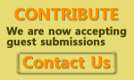 Contact us to become a guest writer - we are now accepting guest submissions on all topics related to e-commerce